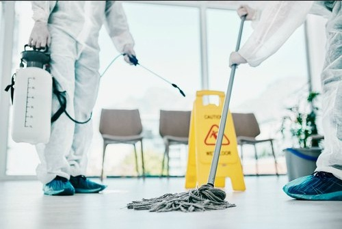 How Covid-19 Cleaning Services Bring Smiles Back